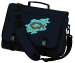 Christian Messenger Bag Navy