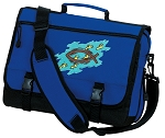 Christian Messenger Bag Royal