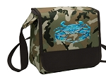 BLUE CRAB Lunch Bag Cooler Camo