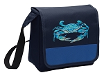 BLUE CRAB Lunch Bag Tote