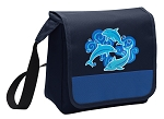 DOLPHIN Lunch Bag Tote