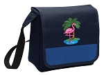 Flamingo Lunch Bag Tote
