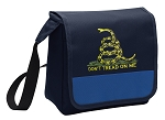 Don't Tread on Me Lunch Bag Tote