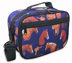 Horses Saddles Insulated Lunch Boxes