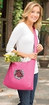 Horse Tote Bag Sling Style Pink