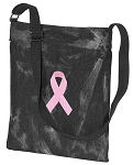 Pink Ribbon CrossBody Bag COOL Hippy Bag