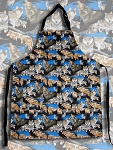 Wolves and Wolf Apron