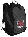 Horse Deluxe Laptop Backpack Black