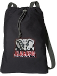Alabama Cotton Drawstring Bag Backpacks