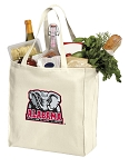 University of Alabama Shopping Bags Canvas