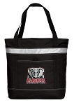 Alabama Insulated Tote Bag Black