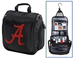 University of Alabama Toiletry Bag or Alabama Shaving Kit Travel Organizer for Men