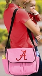 University of Alabama Diaper Bag