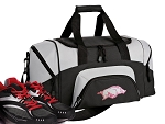 Small Womens University of Arkansas Gym Bag or Small Arkansas Razorbacks Duffel
