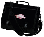 University of Arkansas Messenger Bags
