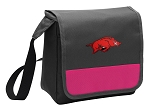Arkansas Razorbacks Lunch Bag Cooler Pink