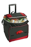 Arkansas Razorbacks Rolling Cooler Bag Red