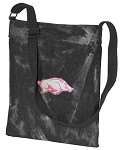 University of Arkansas CrossBody Bag COOL Hippy Bag