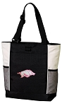 University of Arkansas Tote Bag W