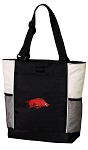 Arkansas Razorbacks Tote Bag W