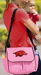 Arkansas Razorbacks Diaper Bag