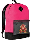 ASU Backpack HI VISIBILITY ASU CLASSIC STYLE For Her Girls Women