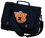 Auburn Messenger Bag Navy