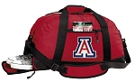 Arizona Wildcats Duffle Bag Red