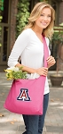 Arizona Wildcats Tote Bag Sling Style Pink