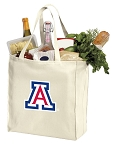 Arizona Wildcats Shopping Bags Canvas