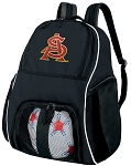 ASU Soccer Backpack or ASU Sun Devils Volleyball Bag For Boys or Girls