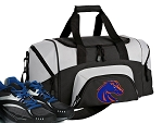 Small Boise State University Gym Bag or Small Boise State Broncos Duffel