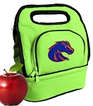 Boise State Lunch Bag Green