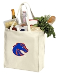 Boise State Broncos Shopping Bags Canvas