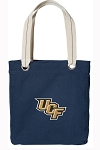 UCF Tote Bag RICH COTTON CANVAS Navy