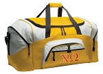 Large Chi Omega Duffle Bag or Chi O Luggage Bags