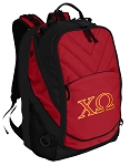 Chi O Laptop Computer Backpack