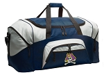 Large East Carolina University Duffle ECU Duffel Bags