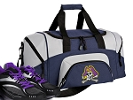 SMALL East Carolina University Gym Bag ECU Duffle Navy