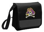 ECU Pirates Lunch Bag Cooler Black