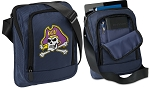 East Carolina Tablet or Ipad Shoulder Bag Navy
