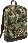 East Carolina Camo Backpack