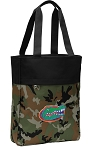 University of Florida Tote Bag Everyday Carryall Camo
