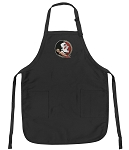 Official Florida State Apron Black