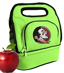 FSU Lunch Bag Green