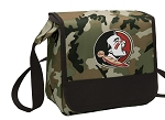 FSU Lunch Bag Cooler Camo