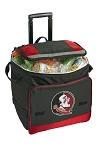 FSU Rolling Cooler Bag Red