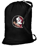 FSU Laundry Bag Black