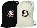 FSU Laundry Bags 2 Pc Set