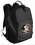 FSU Deluxe Laptop Backpack Black